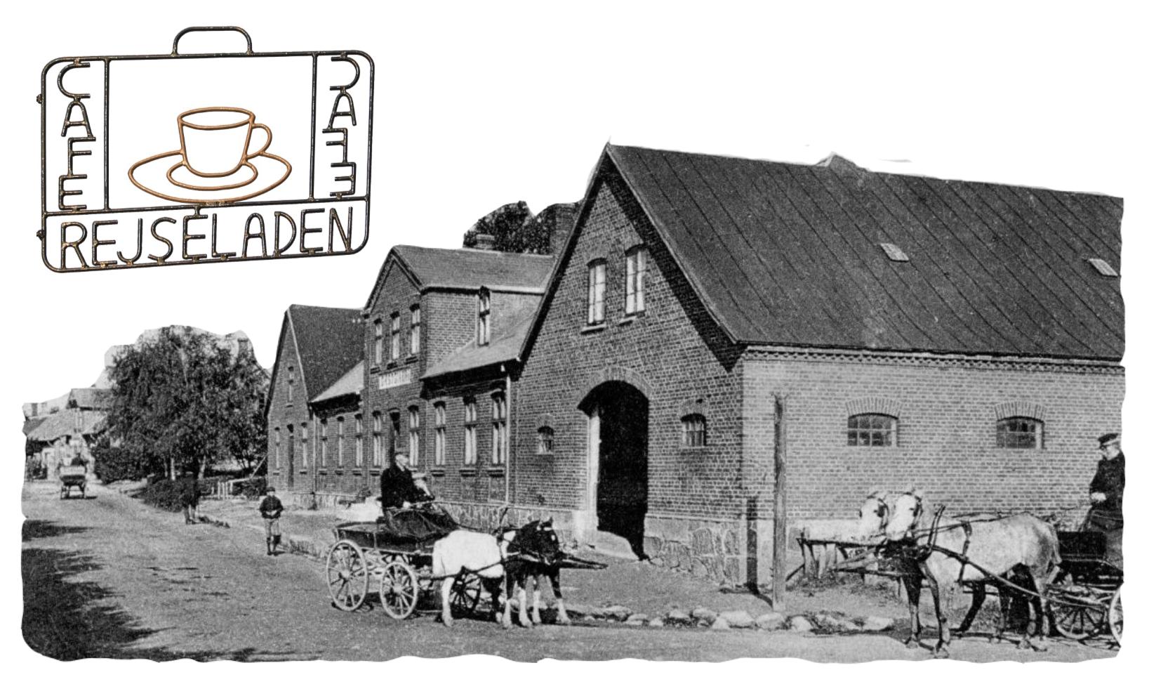 Pladsreservation Café Rejseladen